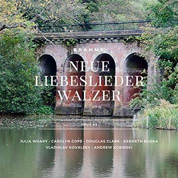 Brahms: Neue Liebeslieder Walzer, Op. 65