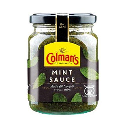 Colman's 8 X Salsa de menta (165 g)
