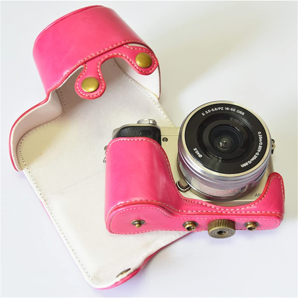 XJST Camera Carry Cover Protection Bag PU Year-end Ranking TOP17 annual account Leather C Case