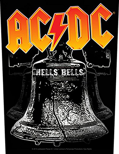 Hells Bells Backpatch