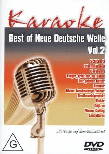 Best of Karaoke - Neue Deutsche Welle Vol. 02