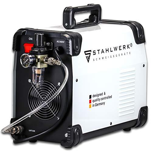 STAHLWERK CUT 60 ST IGBT Plasmaschneider mit 60 Ampere bis 24mm Schneidleistung für Lackierte Bleche und Flugrost geeignet 7 Jahre Herstellergarantie - 3