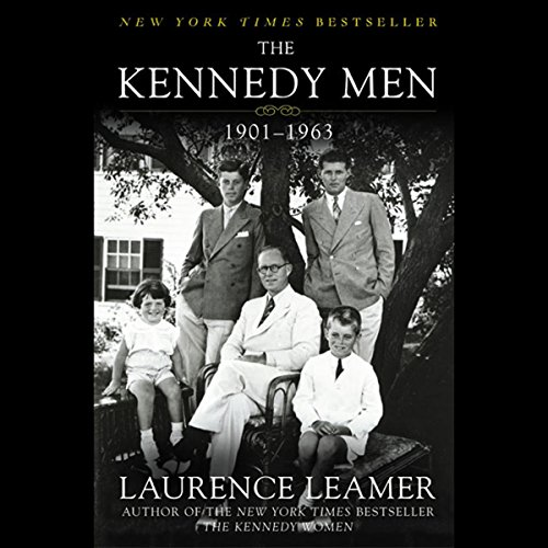 The Kennedy Men audiobook cover art