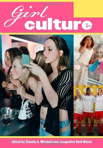 Girl Culture 2 volumes: An Encyclopedia