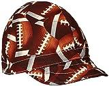 Lapco Lap C-8 4-Panel Welder's Caps, 100% Cotton, 8', Assorted Colors