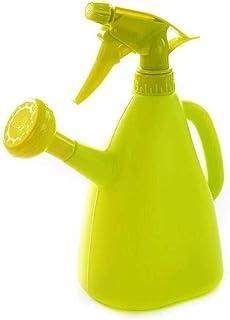 Blanc Transparent Tmand Pulv/éRisateur DArrosage Sous Pression Arrosoir Arrosoir Arrosoir Arrosoir Outil de Jardinage 2L