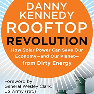 Rooftop Revolution audiobook cover art