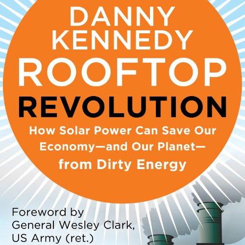 Rooftop Revolution audiobook cover art