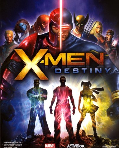 X-Men Destiny Official Strategy Guide (Brady Games)