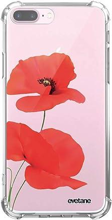 coque iphone 8 plus coquelicot