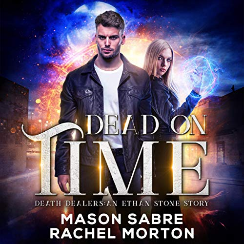 Dead on Time cover art