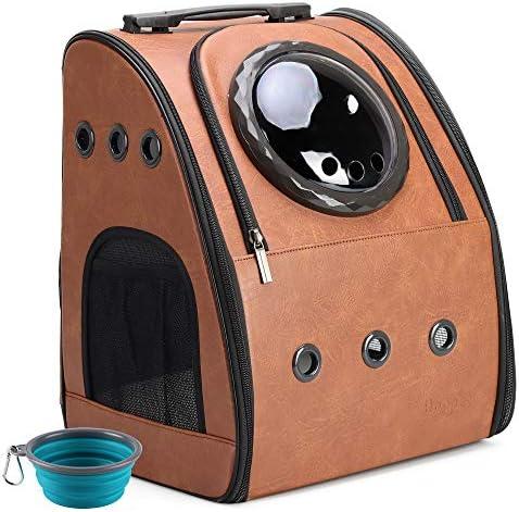 UOOPET Cat Carrier Cat Backpack Carrier Bubble Large Pet Backpack Carrier Dog Travel Bag Dog product image