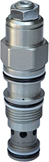 Counter Balance Valve Comparable Replacement to Sun Hydraulics CBCH-LJN