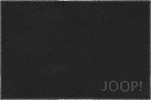 Joop! Badteppich Classic 281 Schwarz - 015 60x90 cm