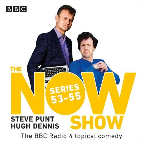 The Now Show: Series 53-55 cover art