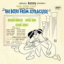 The Boys from Syracuse 1963 Revival
