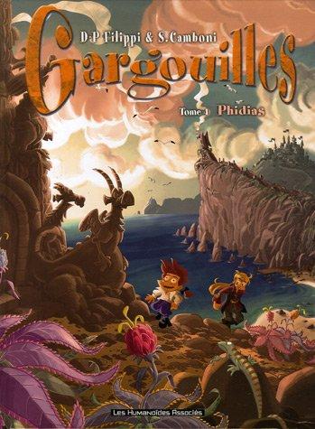 Gargouilles T04: Phidias