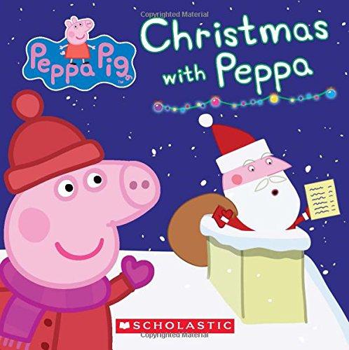 Christmas with Peppa (Peppa Pig: Board Book)