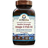 Double Strength Omega3 Fish Oil 1,400 MG (120...