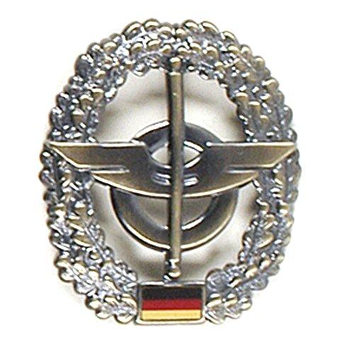 ABL BW Barettabzeichen Bundeswehr, Verschiedene Truppengattungen Farbe Nachschub