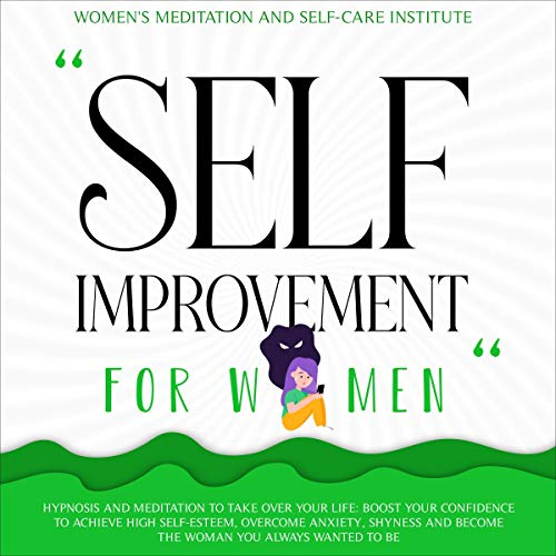 Self Improvement for Women Titelbild