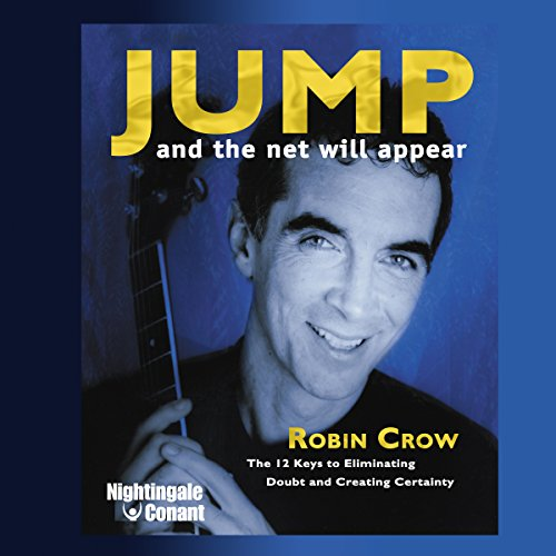 Jump and the Net Will Appear audiobook cover art