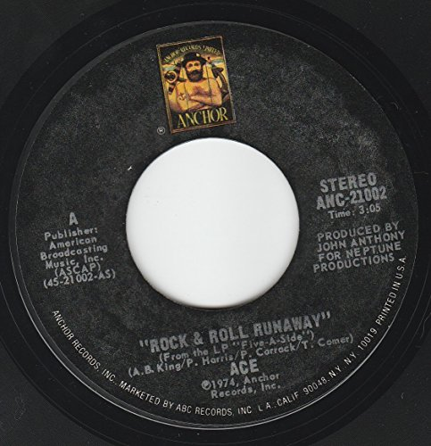 45vinylrecord Rock & Roll Runaway/Know How It Feels (7'/45 rpm)