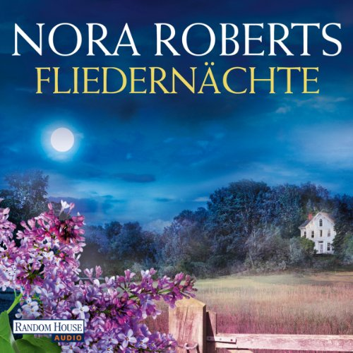 Fliedernächte audiobook cover art