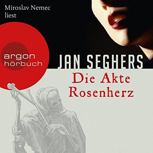 Couverture de Die Akte Rosenherz