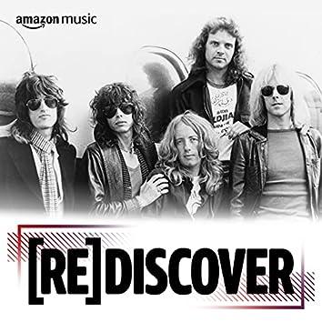 REDISCOVER Aerosmith