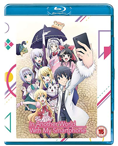 In Another World With My Smartphone - The Complete Series [Blu-ray + DVD] [2018] [UK Import]