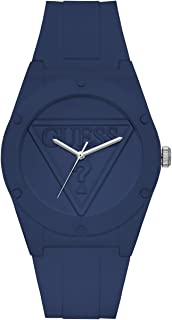 GUESS Iconic Navy Blue Sport Watch