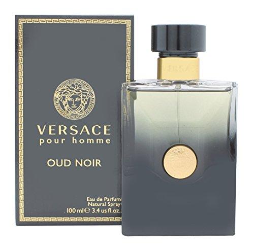 Gianni Versace Pour Homme Oud Noir 100ml/3.4oz Eau De Parfum EDP Spray for Men