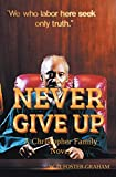 Never Give Up: A Christopher Family Novel