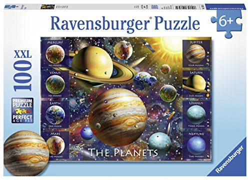 Ravensburger 10853 The Planets Jigsaw Puzzles
