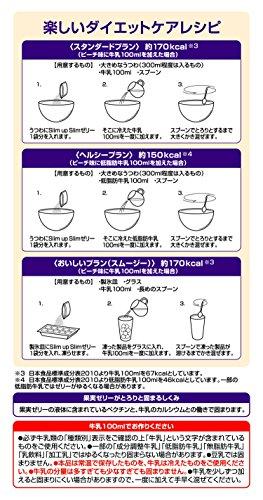 アサヒグループ食品スリムアップスリム『ダイエットケア果実ゼリー』