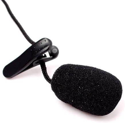 XIANGA Microfono Microfono Stereo Jack Stereo da 3,5 mm Mic per PC Laptop Professional Mini Clip Business - Trova i prezzi più bassi
