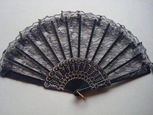 Classical dance fan yong bud silk fan fan fan