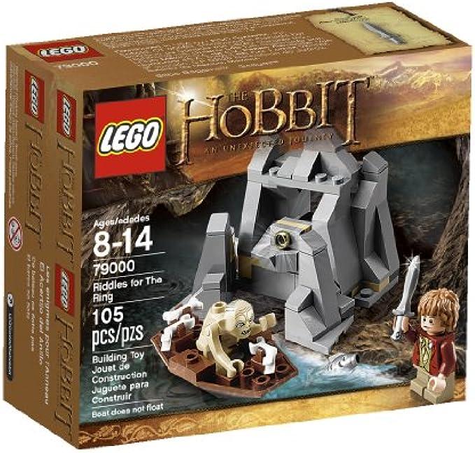 LEGO Hobbit 79000 Riddles for The Ring