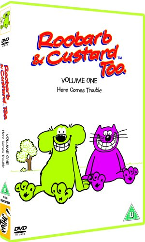 And Custard Too - Vol. 1 - Here Comes Trouble