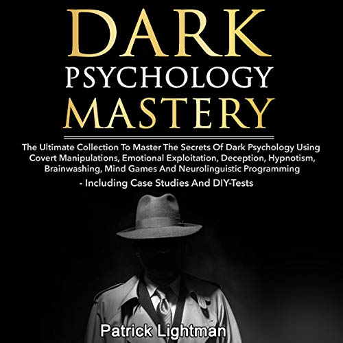 Dark Psychology Mastery cover art