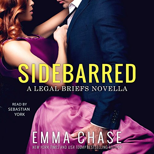 Sidebarred audiobook cover art