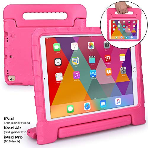 """Cooper Dynamo [Rugged Kids Case] for 2019 10.2"""" iPad (7th Generation), iPad Pro 10.5, iPad Air 3 