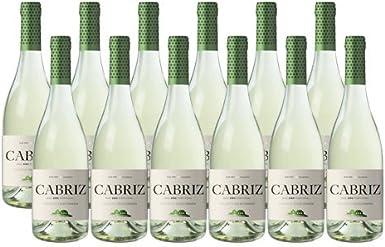 Cabriz Selected Crop - Vino Blanco- 12 Botellas