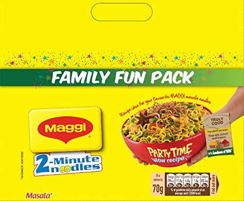 Maggi 2 Minutes Masala Noodles 3