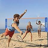 Zoom IMG-1 femor rete da tennis badminton