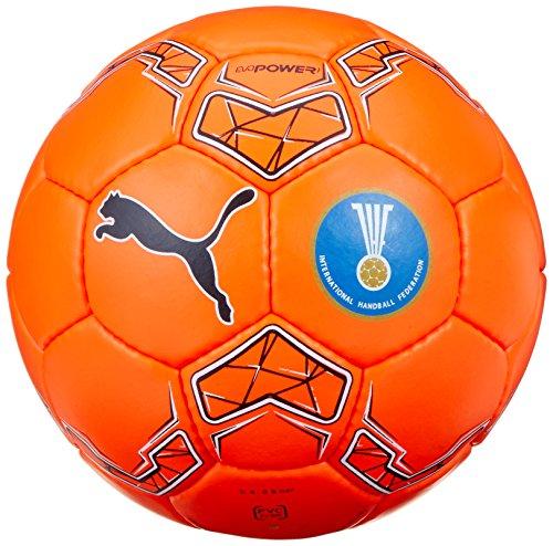 PUMA Handball EvoPower 1.3 HB IHF, Orange Pop/Black/White, II