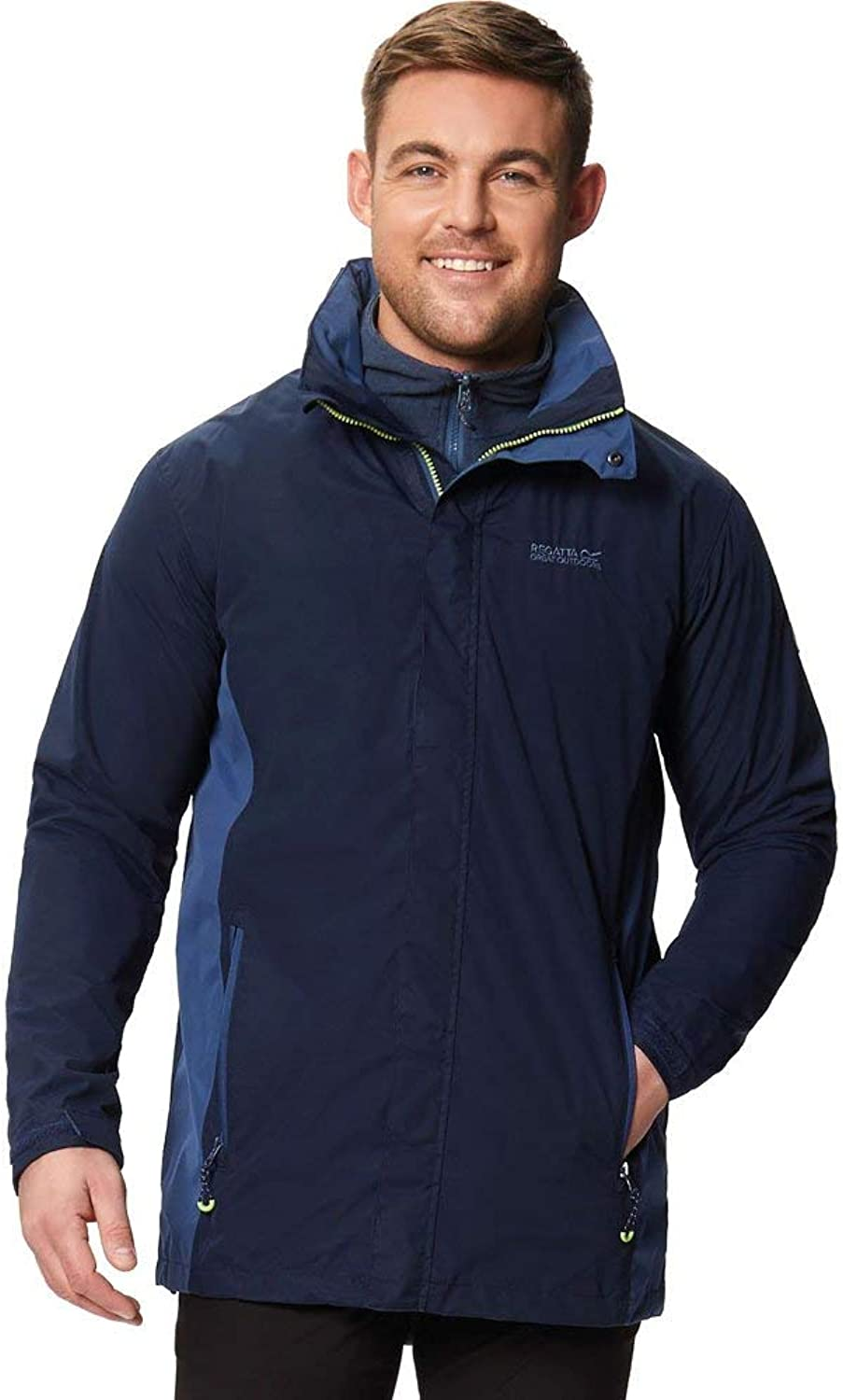 Regatta Mens Telmar II Hooded Jacket