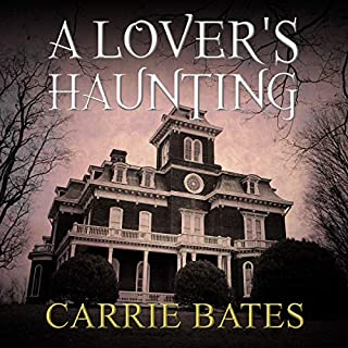 A Lover's Haunting audiobook cover art