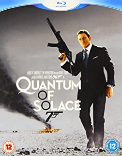 Quantum of Solace [Blu-ray] [2008] (B001QE1BGQ) | Amazon price tracker / tracking, Amazon price history charts, Amazon price watches, Amazon price drop alerts
